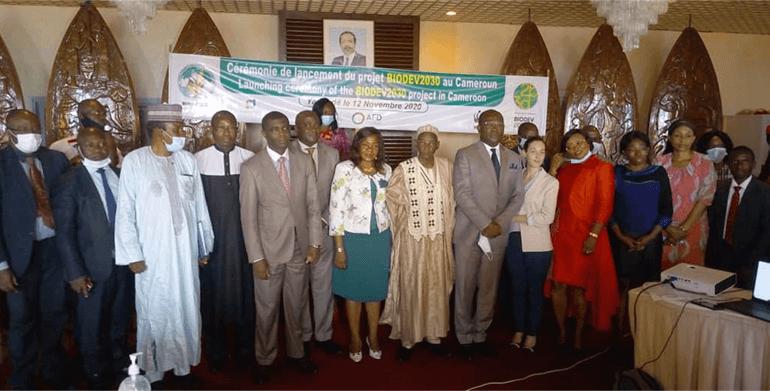 Cameroun-reunion lancement