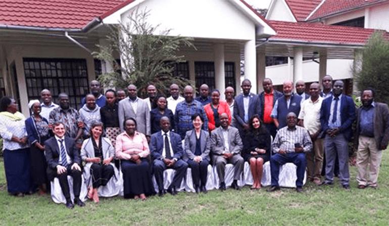 Kenya-reunion lancement